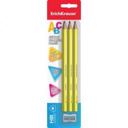 Купить Набор карандашей Erich Krause Jumbo