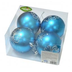 фото Набор новогодних шаров Новогодняя сказка 971546