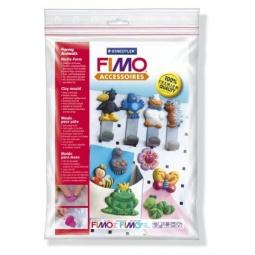 Купить Набор формочек для лепки Fimo «Забавные животные»