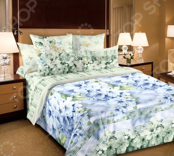 Комплект постельного белья Королевское Искушение «Утро» 1710276