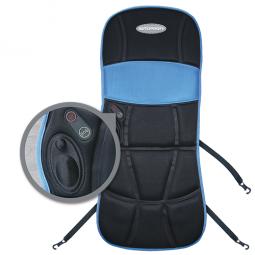 Купить Накидка на сиденья массажная с подогревом и надувным поясничным упором Autoprofi MAS-300 «Релакс»