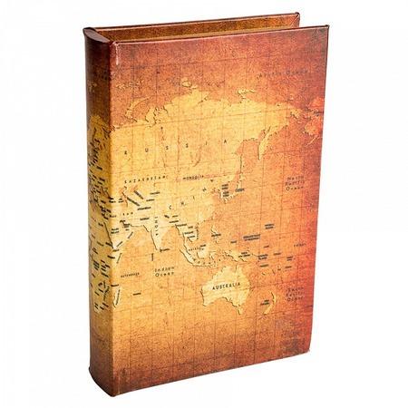 Купить Книга-сейф Alparaisa «Путешествие»