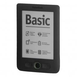 фото Электронная книга PocketBook 613. Цвет: серый