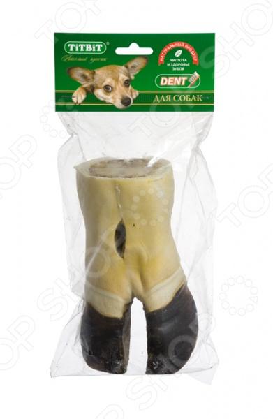 Лакомство для собак TiTBiT 1808 «Путовый сустав говяжий большой»
