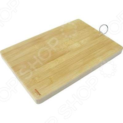Доска разделочная Bekker BK-9700 доска разделочная bekker bk 9700 30x20x2 бамбук