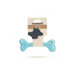 фото Игрушка для собак Beeztees «Косточка». Цвет: голубой