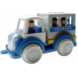 фото Машинка игрушечная Форма «Полиция» С-161-Ф