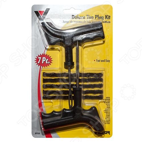 Набор профессиональный Victor V110 «Ремонт бескамерных шин»