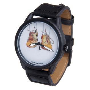 Купить Часы наручные Mitya Veselkov «Ботики» MVBlack
