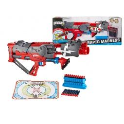 Купить Бластер Mattel «Rapid Madness»