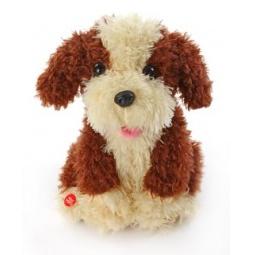 Купить Игрушка интерактивная мягкая Fluffy Family «Щенок Никки-повторяшка»
