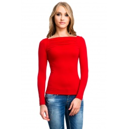 фото Кофта Mondigo 7012. Цвет: красный. Размер одежды: 44