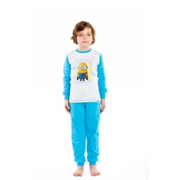 Купить Пижама для мальчика Fig.1 Minion Math