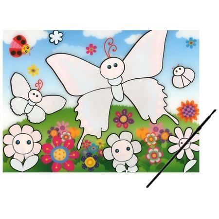 Купить Бабочки (+ кисточка)