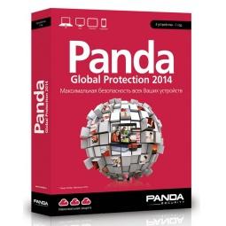 Купить Антивирусное программное обеспечение Panda Global Protection 2014 Retail Box. 3-Desktop, 1 year