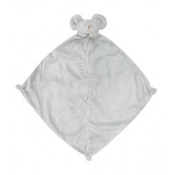 фото Покрывальце-игрушка Angel Dear Мышь. Цвет: серый