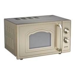 фото Микроволновая печь Gorenje MO4250CL. Цвет: золотистый
