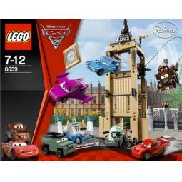 фото Конструктор LEGO Побег из Большого Бентли
