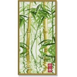 Купить Набор для рисования по номерам Schipper «Бамбуковый лес»