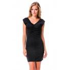 Фото Платье Mondigo 8705. Цвет: черный. Размер одежды: 46