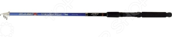 Спиннинг телескопический с неопреновой ручкой Atemi Classix
