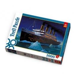 Купить Пазл 1000 элементов Trefl «Титаник»