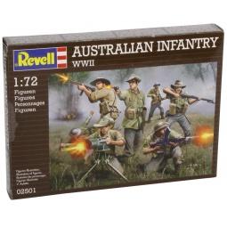 Купить Миниатюры Revell «2-ая австралийская пехота»