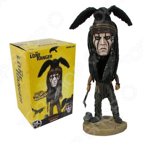 Игрушка-фигурка Neca Тонто с клеткой фигурки игрушки neca фигурка planet of the apes 7 series 1 dr zaius