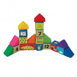 Купить Кубики мягкие K'S Kids «Учись, играя»