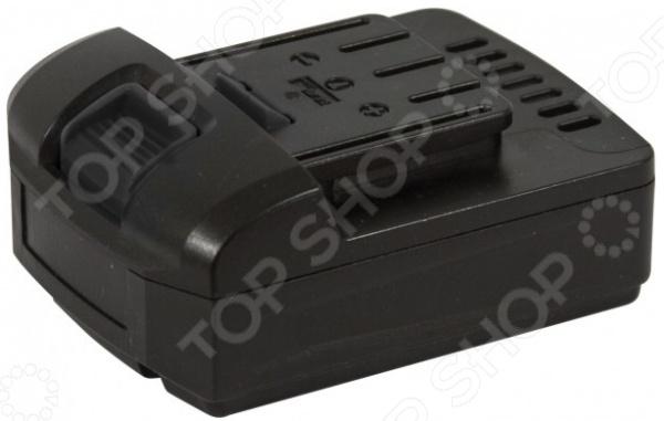 Батарея аккумуляторная FIT AB-12LАккумуляторные батареи. Зарядные устройства<br>Батарея аккумуляторная FIT AB-12L относится к самым востребованным типам аккумуляторных батарей, которые используются для подзарядки различных электроинструментов. Оптимальная емкость батареи в 1,3 Ач позволяет использовать её с дрелями-шуруповертами FIT 80190, 80193. Основу батареи составляет подзаряжаемый литий-ионный аккумулятор, который позволяет выполнять значительно больший объем работы лишь на одном заряде батареи. Преимущества данного устройства в том, что оно способно отдавать полный разряд даже после продолжительного хранения. Это обеспечивает быструю готовность инструмента.<br>