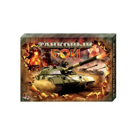 Купить Игра настольная Десятое королевство «Танковый бой»