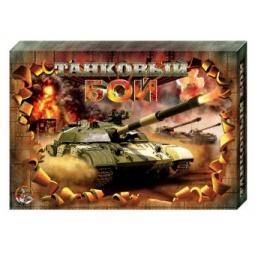 фото Игра настольная Десятое королевство «Танковый бой»