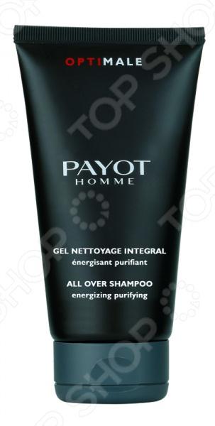 Шампунь и гель для душа Payot без парабена