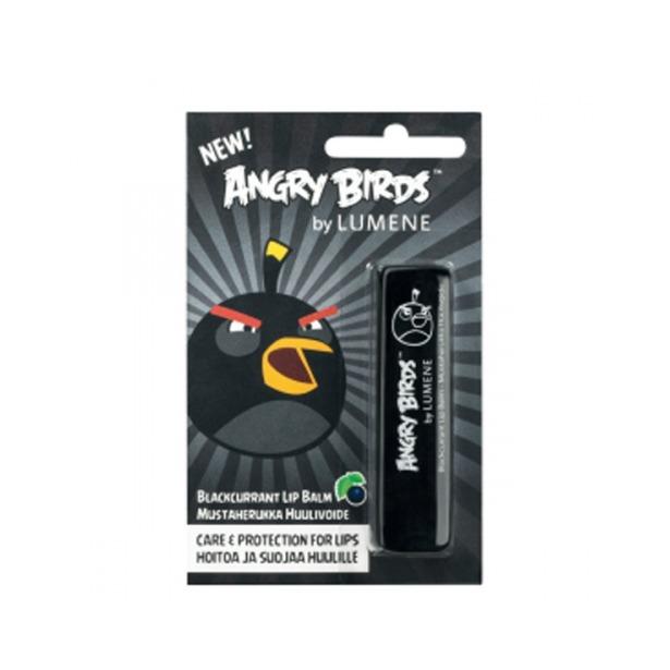 фото Бальзам для губ Lumene Angry birds