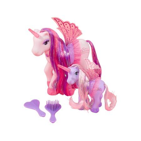 Купить Набор игровой для девочки Simba «Сказочные пони-феи». В ассортименте