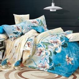фото Комплект постельного белья Amore Mio Taina. Provence. Семейный