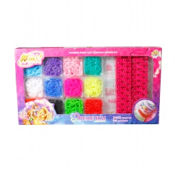 фото Набор резиночек для плетения 1 Toy Winx Т58334