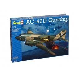 Купить Сборная модель военного самолета Revell 04926R «AC-47 Gunship»