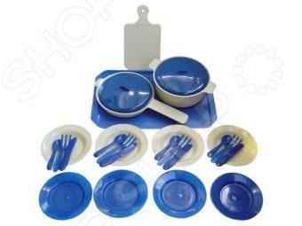 Игровой набор для девочки Совтехстром 16132 игрушка совтехстром холодильник у565