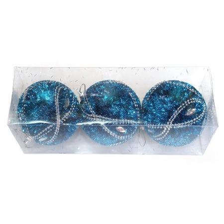 Купить Набор новогодних шаров Новогодняя сказка 972179