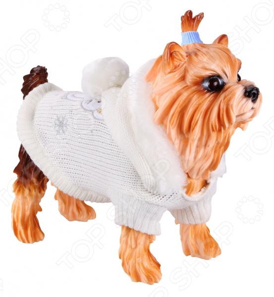 Свитер-попона для собак DEZZIE 563578 свитер для собак dezzie 562565