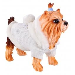 Купить Свитер-попона для собак DEZZIE «Снежинка»