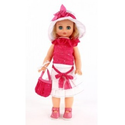 фото Кукла интерактивная Весна «Лиза 16»