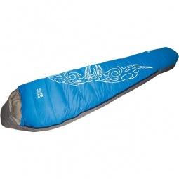 фото Спальный мешок NOVA TOUR «Окси». В ассортименте. Цвет: голубой, серый. Расположение молнии: правостороннее