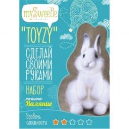 фото Набор для изготовления мягкой игрушки mySweeBe «Зайка»