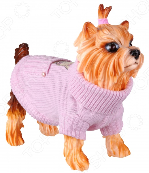 Свитер-попона для собак DEZZIE 563577