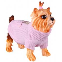 Купить Свитер-попона для собак DEZZIE «Джульетт»