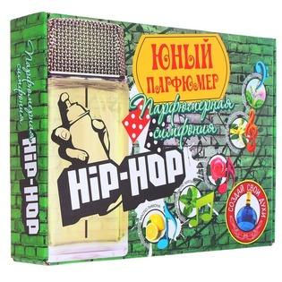 Купить Набор для создания духов Инновации для детей «Парфюмерная симфония. Хип-хоп» 720