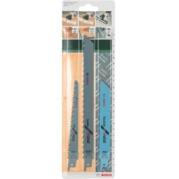 Купить Набор пильных полотен Bosch S 922 EF/S 644 D/S 1111 K