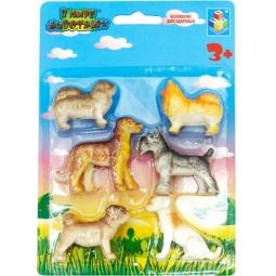 Купить Фигурки животных 1toy «В мире животных. Собаки» Т53831